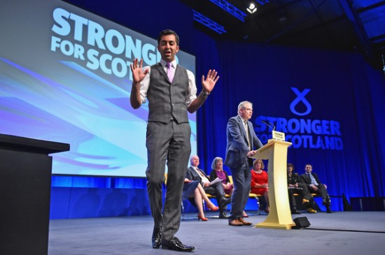 Humza Yousaf - Scottish National Party - SNP - Foreign Policy