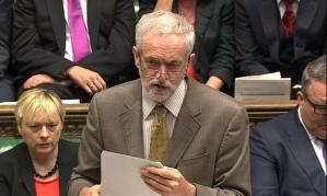 Jeremy Corbyn - PMQs