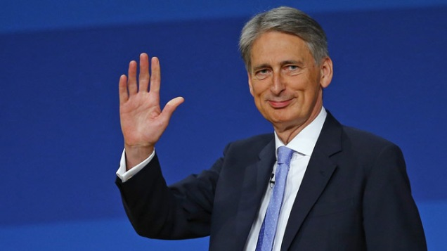 Philip Hammond - European Union - Remain - EU Referendum - 2