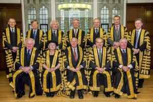 Supreme Court Justices - United Kingdom