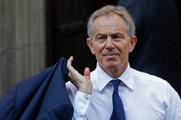 Tony Blair - New Labour - Centrism
