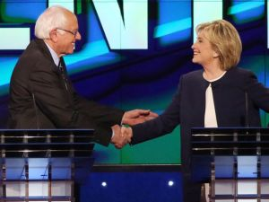 Bernie Sanders - Hillary Clinton - Democratic Party Primary - Sexism - Identity Politics - 2