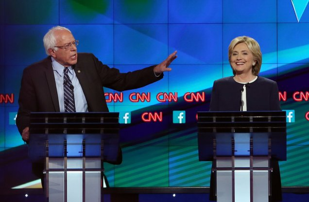 Bernie Sanders - Hillary Clinton - Democratic Party Primary - Sexism - Identity Politics