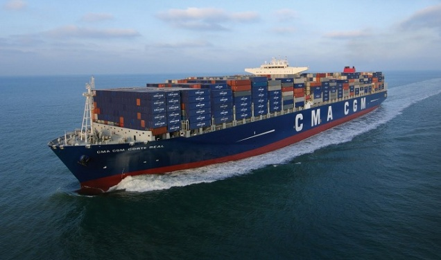 Container Ship - Cargo - Trade - Protectionism