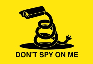 Don't Spy On Me - Mass Surveillance