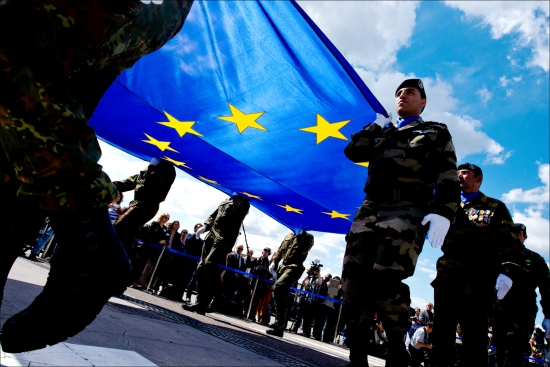 EU - European Union - Security Defence Policy