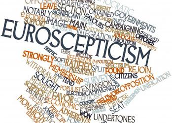 Euroscepticism - Eurosceptic - Word Cloud