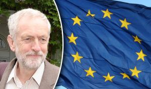 Jeremy Corbyn - European Union - EU Referendum - Capitulation