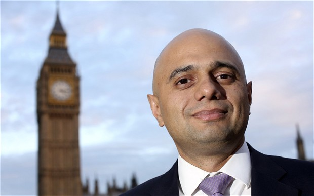 Sajid Javid - European Union - EU - Brexit - Remain campaign