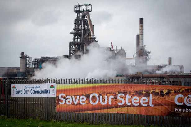 Save Our Steel - Tata Steel - National Security