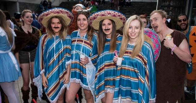 Sombreros - Cultural Appropriation