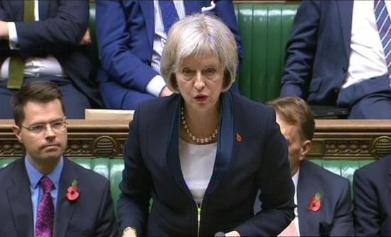 Theresa May - Investigatory Powers Bill - Mass Surveillance
