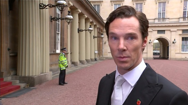 Benedict Cumberbatch - Virtue Signalling - Syria - Refugees