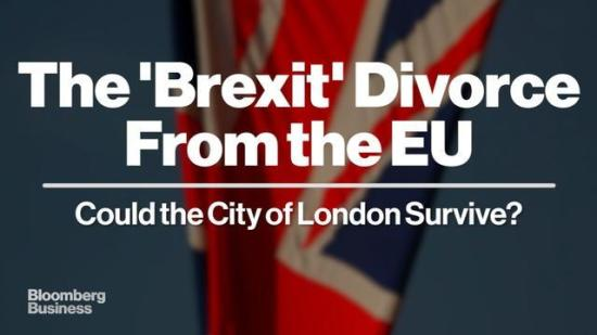 Brexit - Messy Divorce - EU Referendum - European Union - Bias