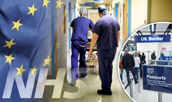 Brexit - NHS - European Union - EU Referendum - Brexit