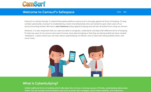 Camsurf Safespace