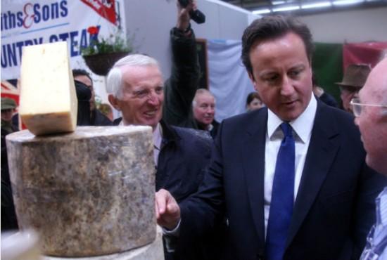 David Cameron - Gloucester - EU referendum - Protected Status - Farming