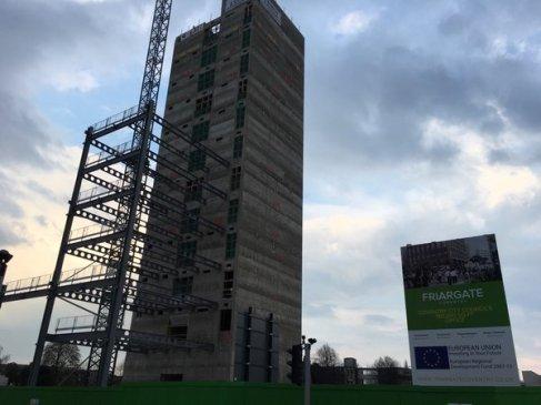 Friargate - Coventry - EU Regional Development Fund - Bribery - Brexit