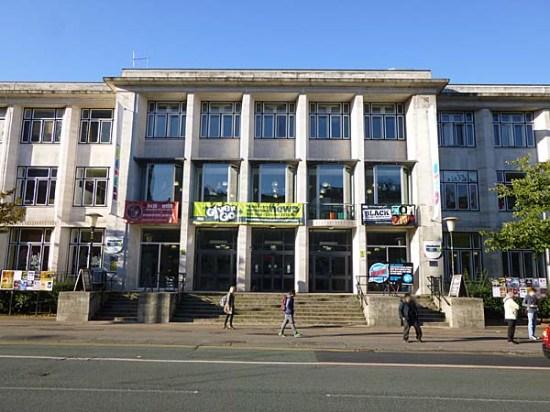 Manchester University Students Union building