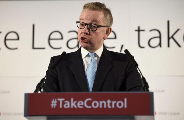 Michael Gove - EU Referendum - Vote Leave - Immigration