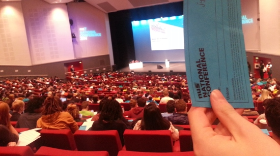 NUS annual conference