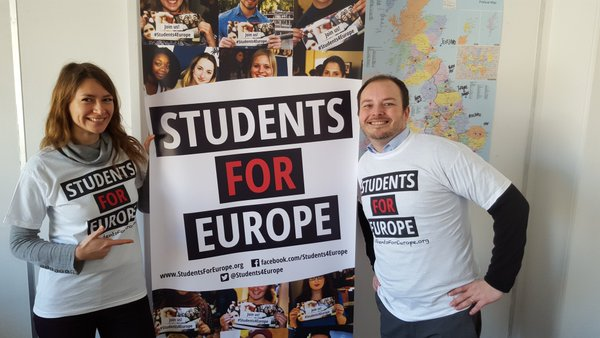 Students for Europe