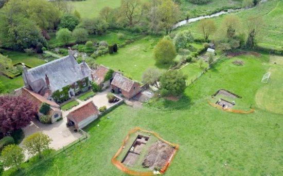 Tisbury Roman Villa