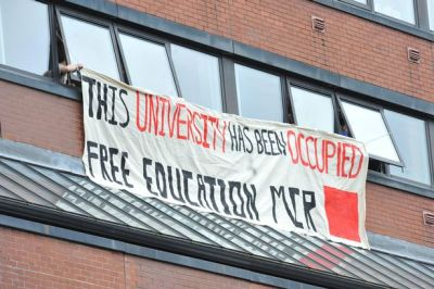 University of Manchester - Occupied