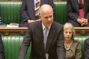 William Hague - Parliament