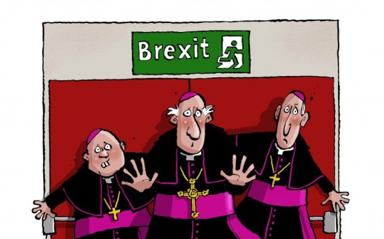 Bishops - Catholic Church - Church of England - Brexit - EU Referendum - European Union