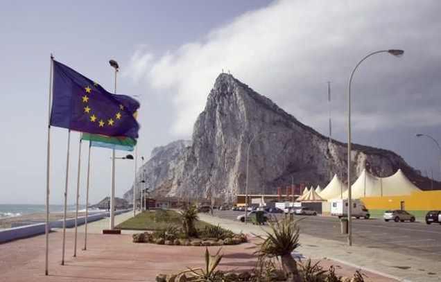 Brexit - Gibraltar - EU Referendum - Philip Hammond - FCO