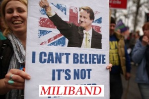 David Cameron - Coke Zero Conservative - I Cant Believe Its Not Miliband