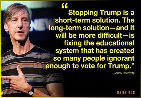 Donald Trump - Andy Borowitz