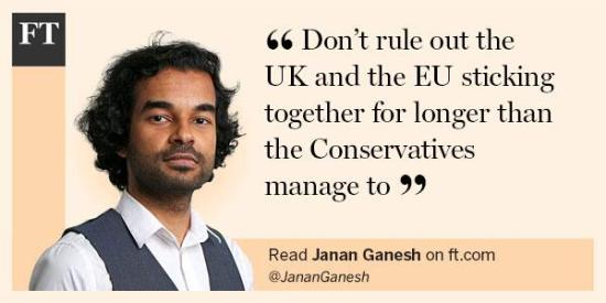 Janan Ganesh - Financial Times - European Union - EU - Referendum - Brexit