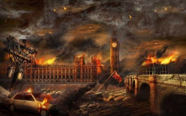 London - Brexit - Apocalypse - EU Referendum - European Union