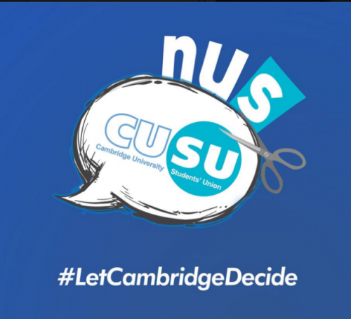 NUS Disaffiliation Campaign