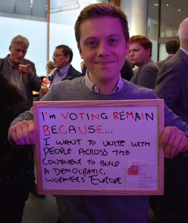 Owen Jones - EU Referendum