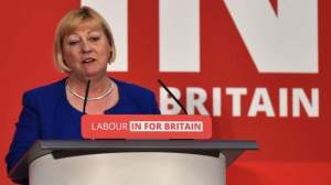 Pat Glass - Labour In For Britain - EU Referendum - Immigration - Racist - Sawley Derbyshire