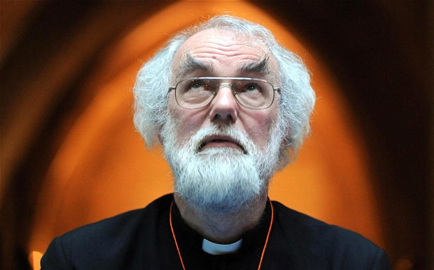 Rowan Williams - Archbishop of Canterbury - EU Referendum - European Union - Brexit