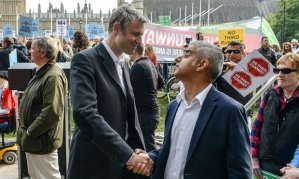 Zac Goldsmith - Sadiq Khan - London Mayoral Election