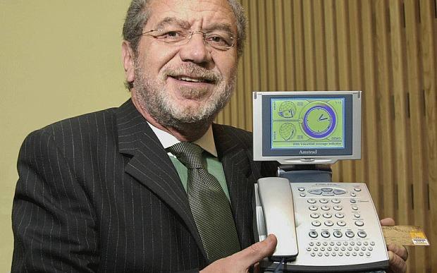 Alan Sugar - Amstrad Emailer
