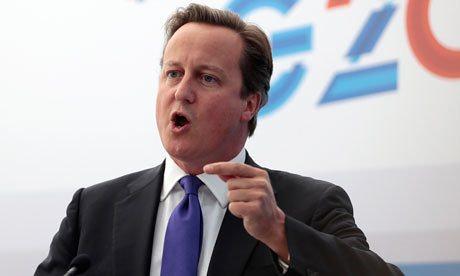 David Cameron Patriotism