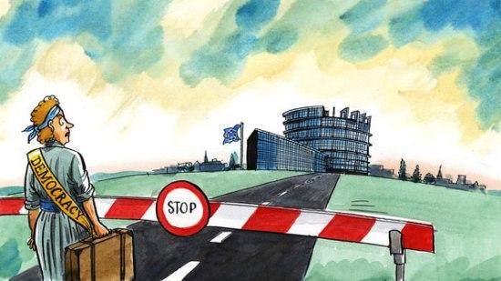 Democracy - European Union - EU Democratic Deficit - Referendum - Brexit