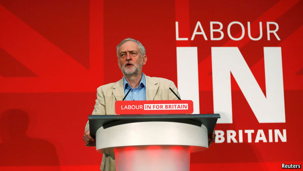 Jeremy Corbyn - Labour In for Britain - 2