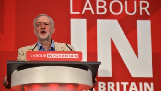 Jeremy Corbyn - Labour In for Britain