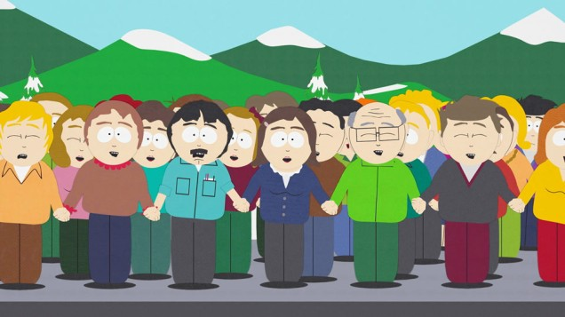 Kumbaya - South Park - Brexit - European Union - EU Referendum