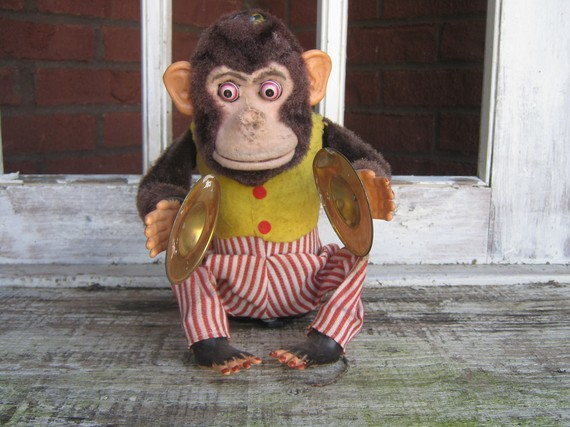 Monkey Cymbals 2