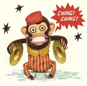 Monkey Cymbals 4