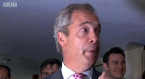 Nigel Farage Eu Referendum victory