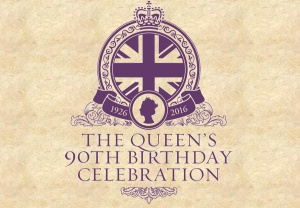 Queens 90th birthday celebration